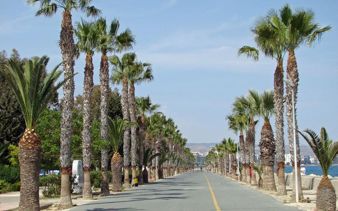 Limassol_Strandpromenade